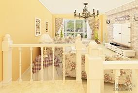 美式室内80后装修风格卧室