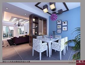 餐厅空中花园设计