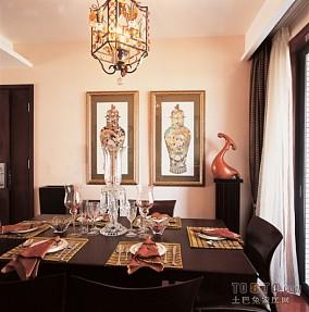 热门混搭3室客厅装修效果图片大全92平