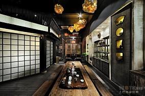 中式会所餐厅图片