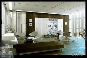 简美130平三室两厅两卫图片