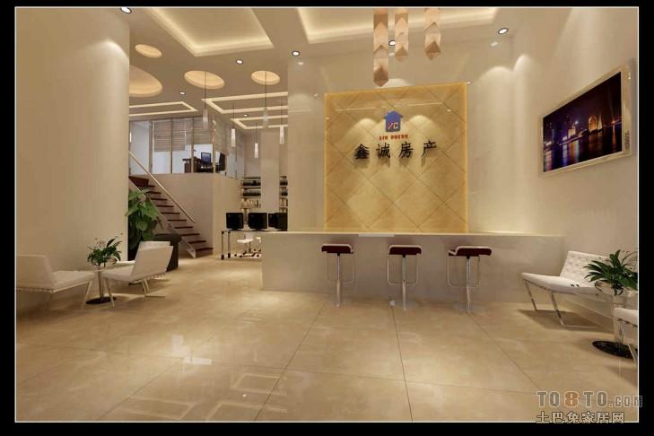 ry最新作品[房产中介]专卖店/商铺装修设计案例-Kerry最新作品 专卖店高清图片