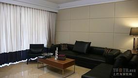 清爽120平三室两厅效果图