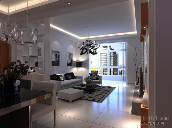 质朴128平混搭三居客厅装修图片客厅潮流混搭客厅设计图片赏析