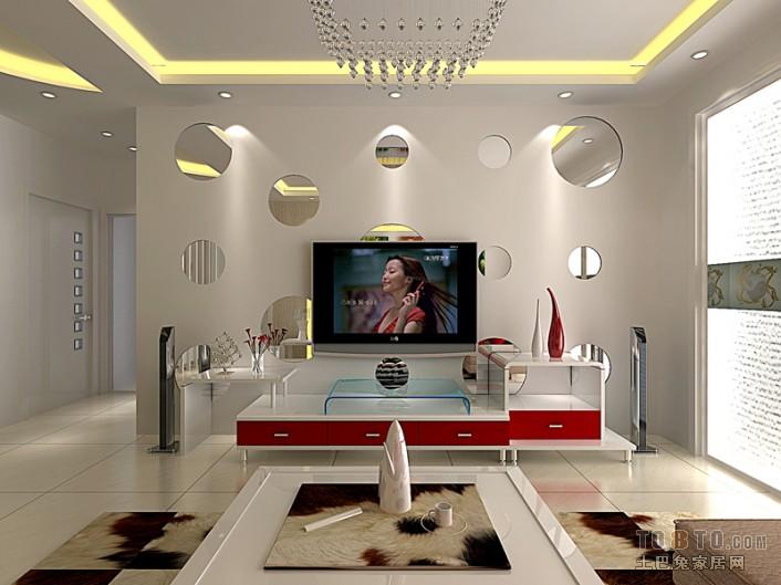 精美84平混搭三居客厅美图客厅潮流混搭客厅设计图片赏析