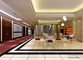 简约现代装修风格复式家居设计