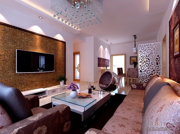 客厅1客厅潮流混搭客厅设计图片赏析