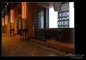 居家感三室二厅二卫房屋图片