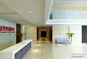 简约现代装修风格复式客厅