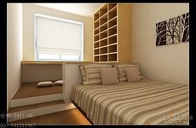 简美90平米两室两厅房子图片