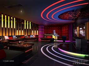 酒吧VIP大包间装修效果图