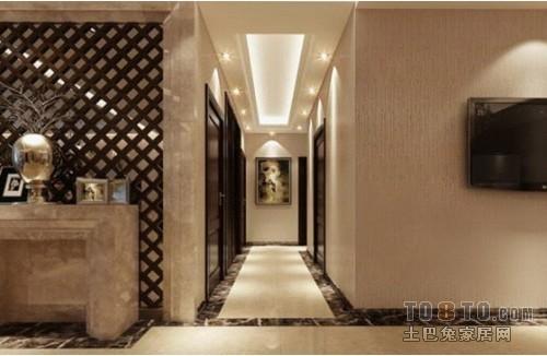 房屋走廊装修效果图