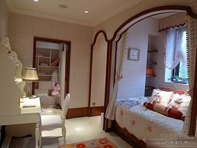 清新北欧风卧室设计效果图