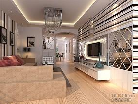 奢华法式新古典客厅装修
