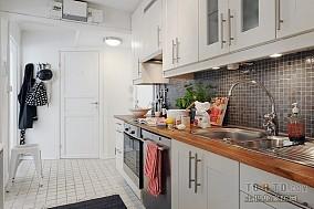 精美复式厨房欧式实景图片大全