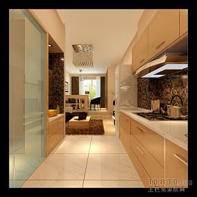 家居小厨房设计效果图片