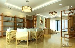 现代室内装饰客厅设计装修