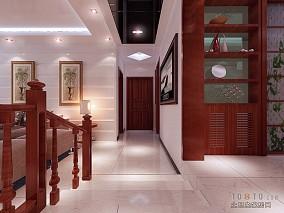 甜美63平米两室一厅装修图
