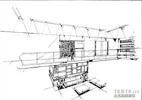回归自然设计阁楼装修效果图