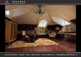 主卧设计书房