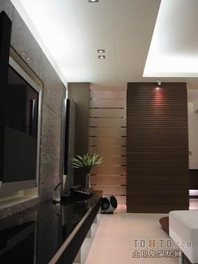 热门144平米四居客厅混搭装饰图片欣赏