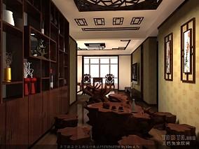 美式卧室石塑地板