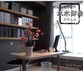 热门71平米简约小户型休闲区装修图片
