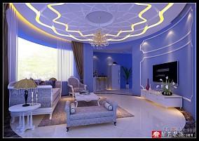 质感东南亚风情卧室装修效果图