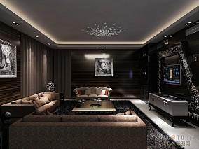 欧式新古典布艺沙发图片