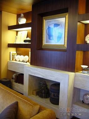 浪漫法式别墅室内设计