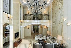 温馨客厅窗帘