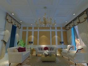 新型客厅吊顶