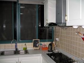 热门小户型厨房混搭装饰图片大全