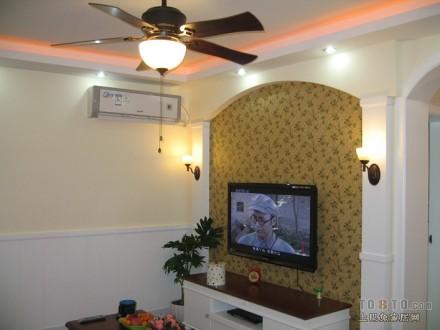 田园风格客厅545671
