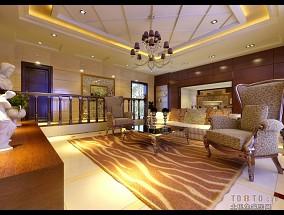 长富宫饭店餐厅设计