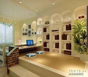 热门73平方二居卧室混搭装修设计效果图