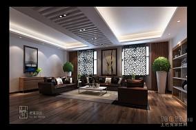 简单中式客厅装修