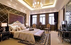 紫色卧室窗帘