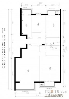 现代简单装修客厅