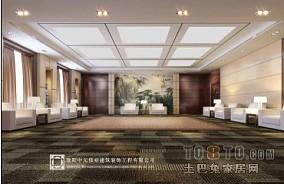 木质双层床图片