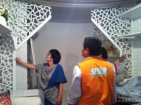 简约90平米房屋装修案例
