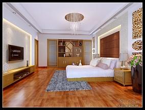 现代客厅设计曲美家居