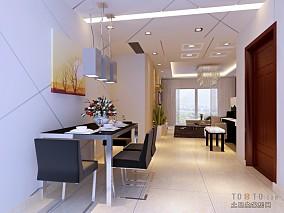 现代简约一居室公寓装修