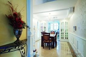 二居室餐厅装修效果图大全2012图片