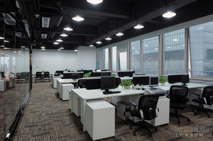 写字楼办公室装修设计效果图其他设计图片赏析