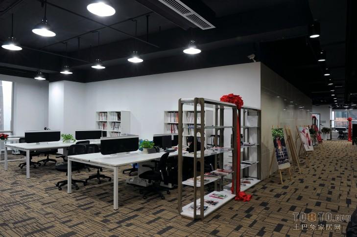 写字楼办公室隔断装修设计功能区其他功能区设计图片赏析