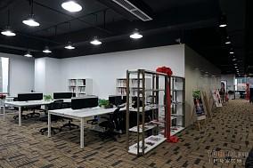 写字楼办公室隔断装修设计