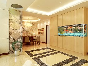 复古客厅欧式风格效果图