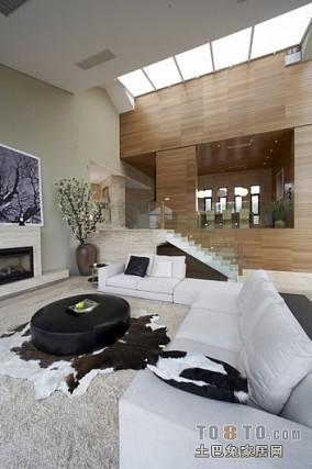 现代欧式客厅电视墙装修效果图大全2013图片