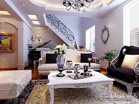 时尚现代顶级别墅装潢设计